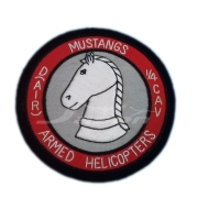1/4 CAVALRY U.S.A Army  Badge