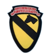1st SQUADRON 9th CAVALRY  U.S.A Army Badge