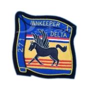 271 INNKEEPER U.S.A Army Badge