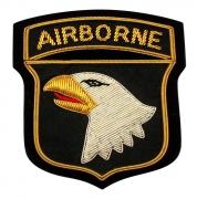 AIRBORNE USA Blazer Badge