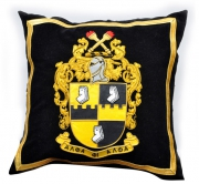 Alpha Crest Bullion Wire Pillow