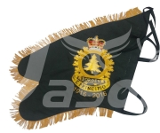 Borden Major Pipe Band Embroidery Banner
