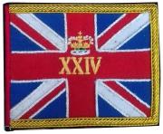 British Flag Blazer Badge