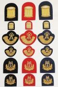 British Pipe Drum Band Blazer Badge