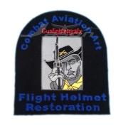 COMBAT AVIATION ART  U.S.A Army Badge