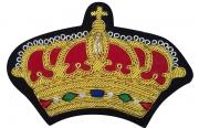 Crown Blazer Badge