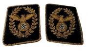 Germany Army Force Collar Tab