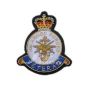 HM  ARMED FORCES Navy Blazer Badge