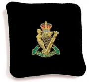 Irish Gold Bullion Wire Pillow Crest