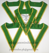 Masonic Allied Degrees Grand Undress Collar