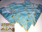 Masonic French Rite Regalia Collars