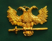 Masonic Rose Croix collar jewels