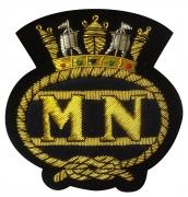 MN Navy Blazer Badge
