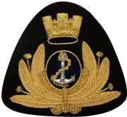 Naval Hat Blazer Badge