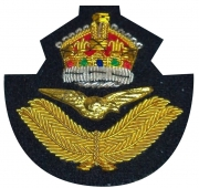 Royal Air Force Officers Cap Blazer Badge