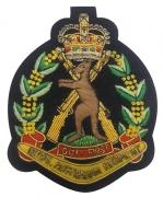 Royal Australian Regiment Blazer Badge
