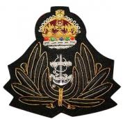 ROYAL Navy Blazer Badge