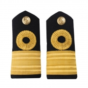 Royal Navy Commodore Epaulette