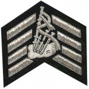 Scottish Rite Major Band Blazer Badge