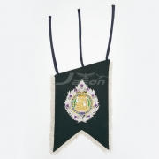 SUTHERLAND Band Pipe Banner