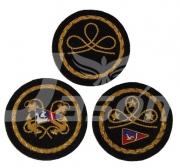 U.S.A Navy Blazer Badges