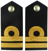 U.S.A Navy Shoulder Board