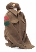 World War Army Uniform